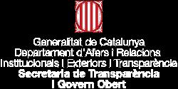 Secretaria de Transparència i Govern Obert