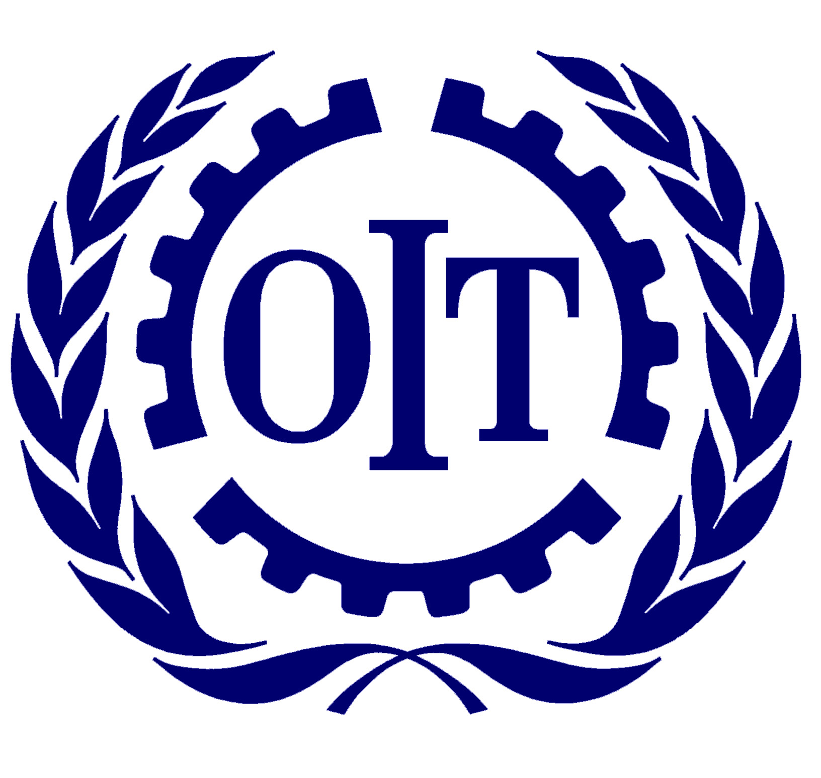 Logo de L'OIT