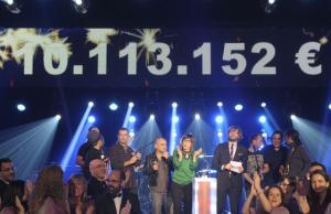 Imatge de la notícia Èxit de participació i de recaptació de la   Marató de TV3 2012