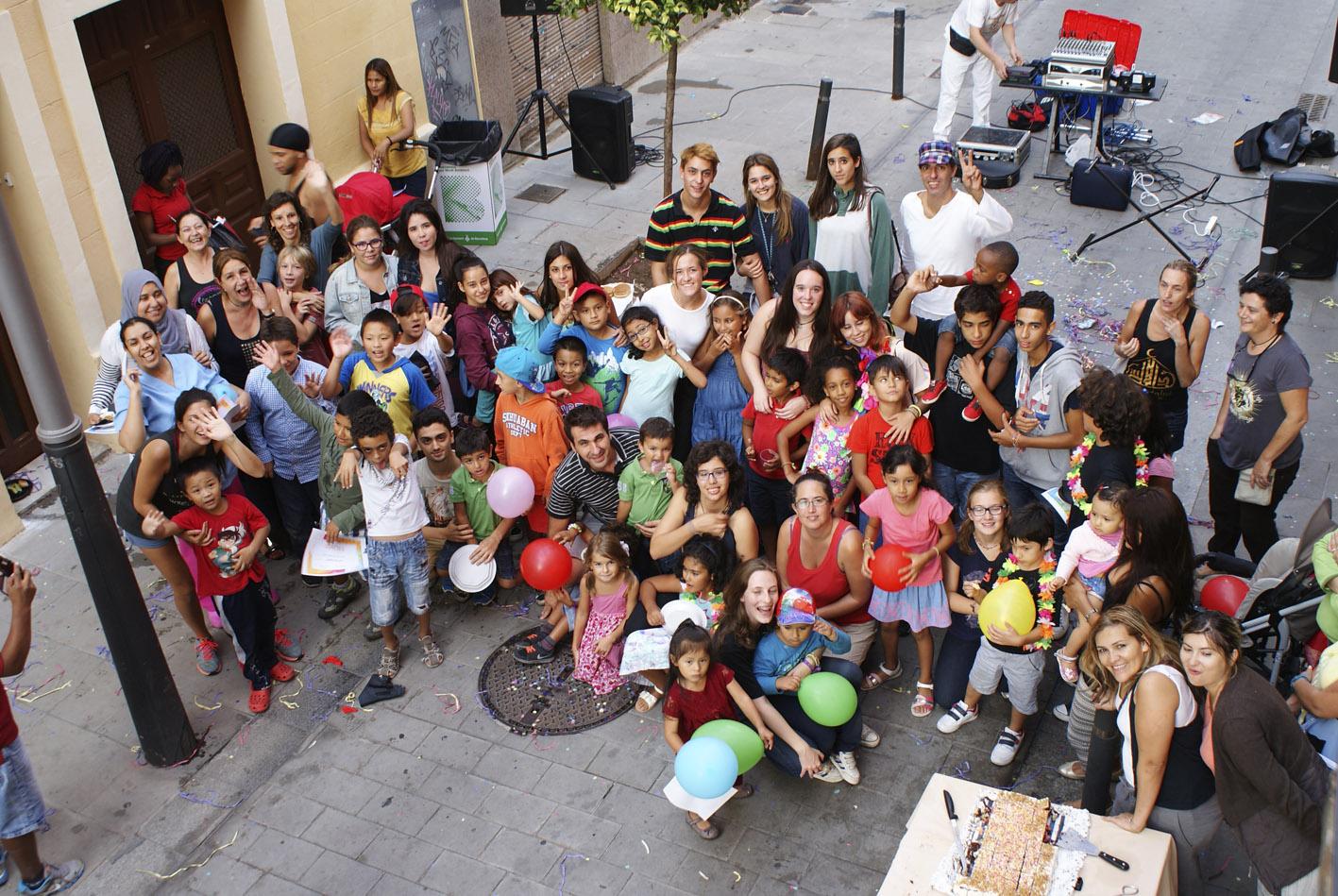 Uno de los programas de la Fundación Canpedró
