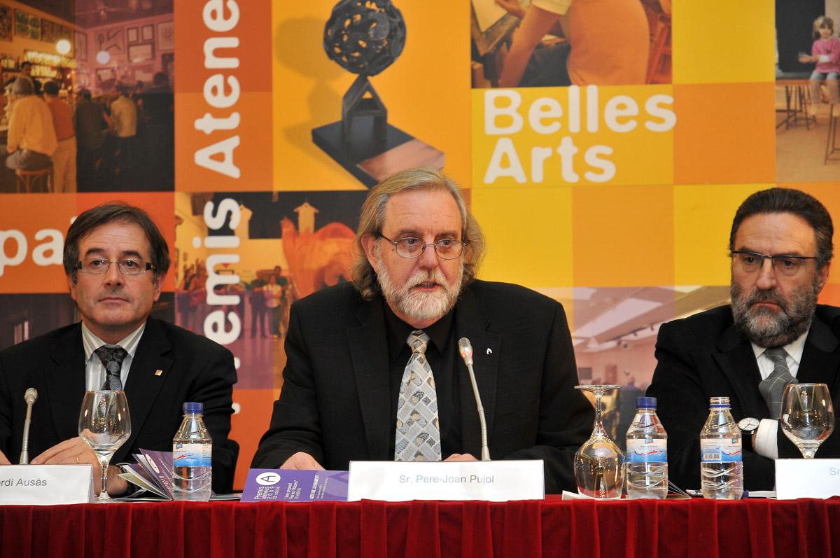 Lliurament Premis Ateneus, 2009