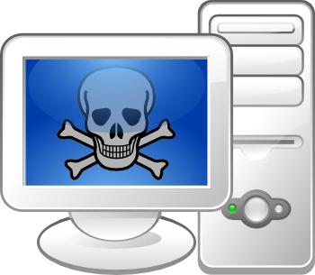 Un PC infectat pot actuar normalment i transmetre malware a tota la xarxa