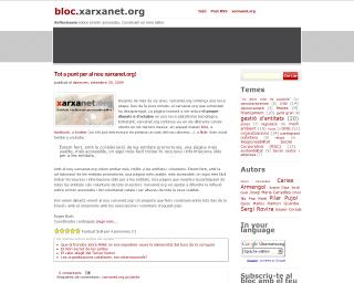 Imatge del bloc de xarxanet.org Font: