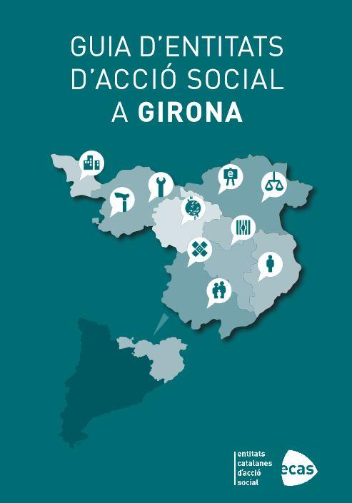 Portada de Guia d'entitats d'acció social de Girona