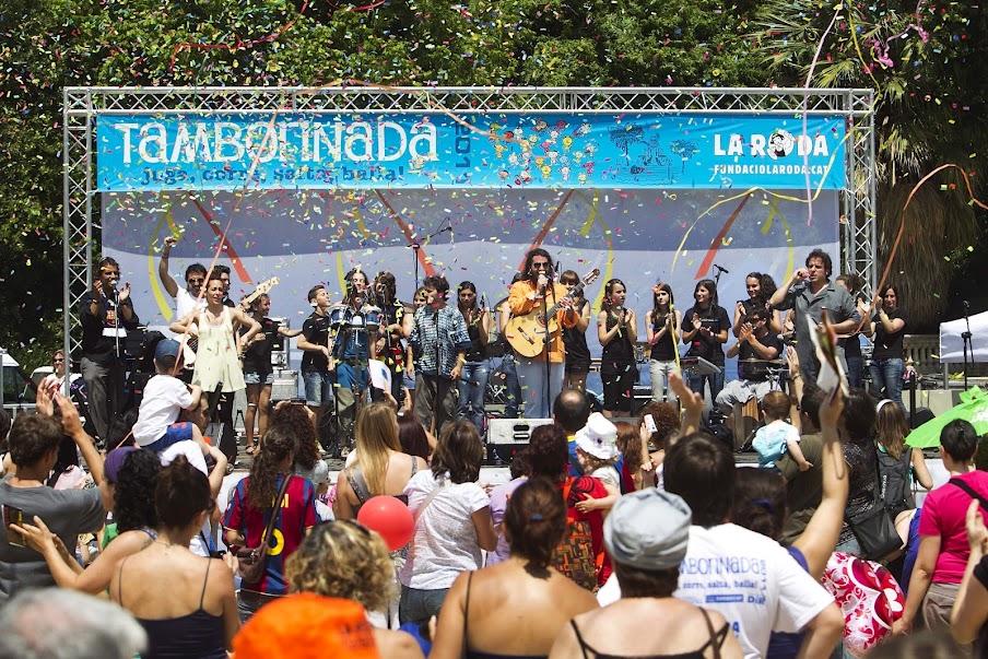 Imatge de La Tamborinada 2011