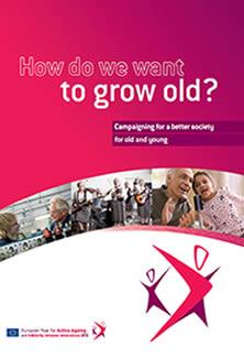 Imatge de l'Any Europeu de l'Envelliment Actiu i la Solidaritat Intergeneraciona