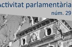 Imatge de la notícia La revista Activitat Parlamentària publica un article sobre la Llei 25/2015