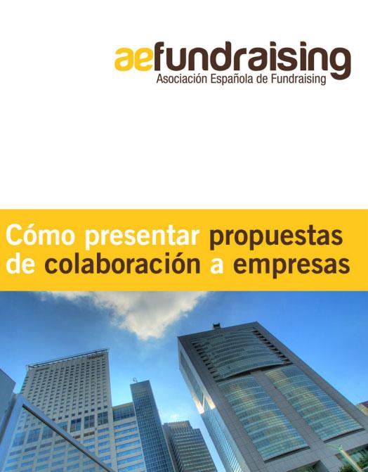 Portada de Cómo presentar propuestas de colaboración a empresas