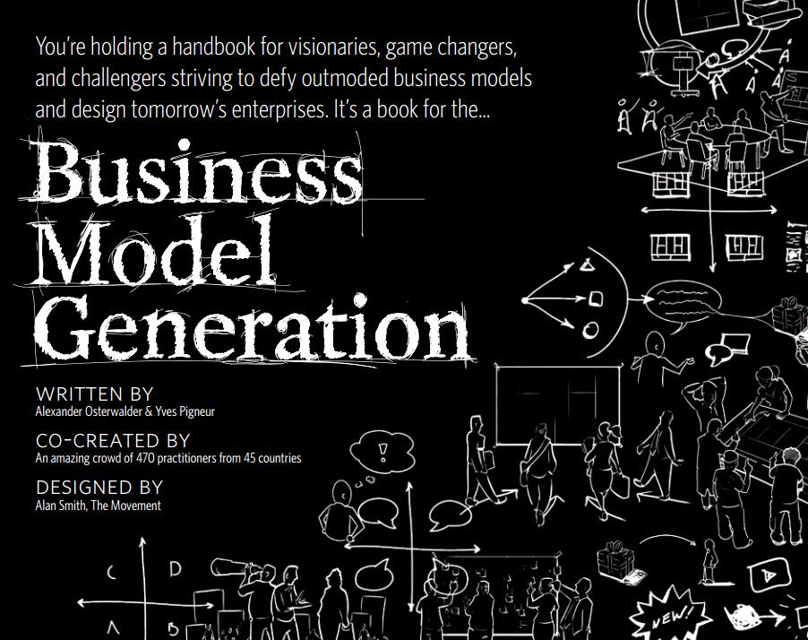 Portada de Business Model Generation