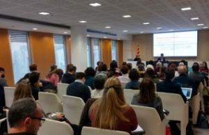 Imatge de la notícia Alta participació a les sessions informatives de subvencions de la DGACC
