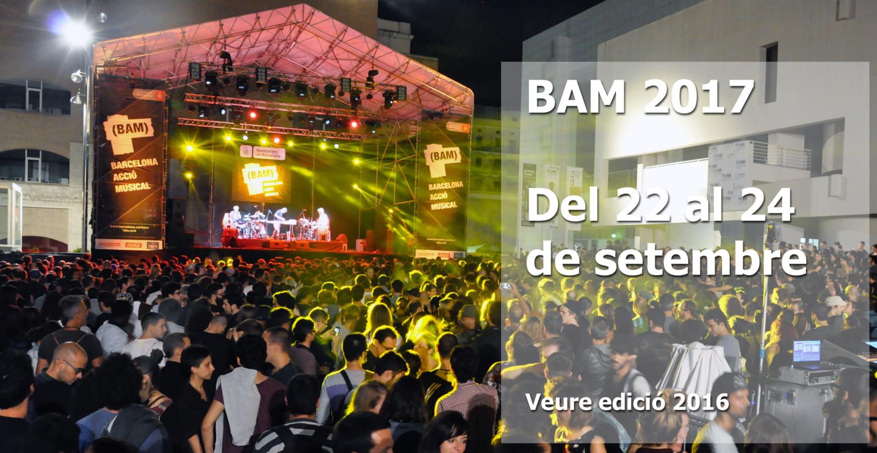 Anunci BAM 2017