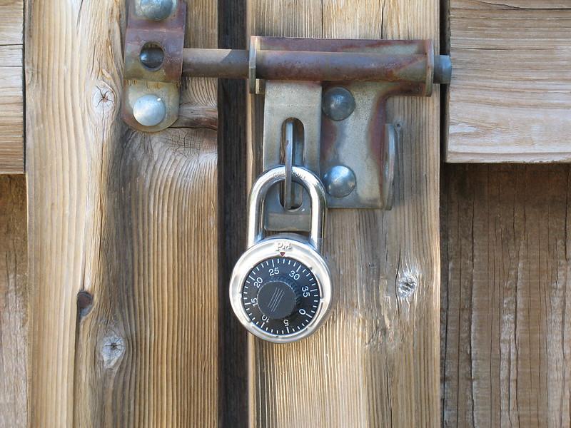 Cal vigilar la seguretat del vostre gestor de continguts Wordpress. Imatge de Luke Jones. Llicència d'ús CC BY 2.0 Font: Luke Jones. Llicència d'ús CC BY 2.0
