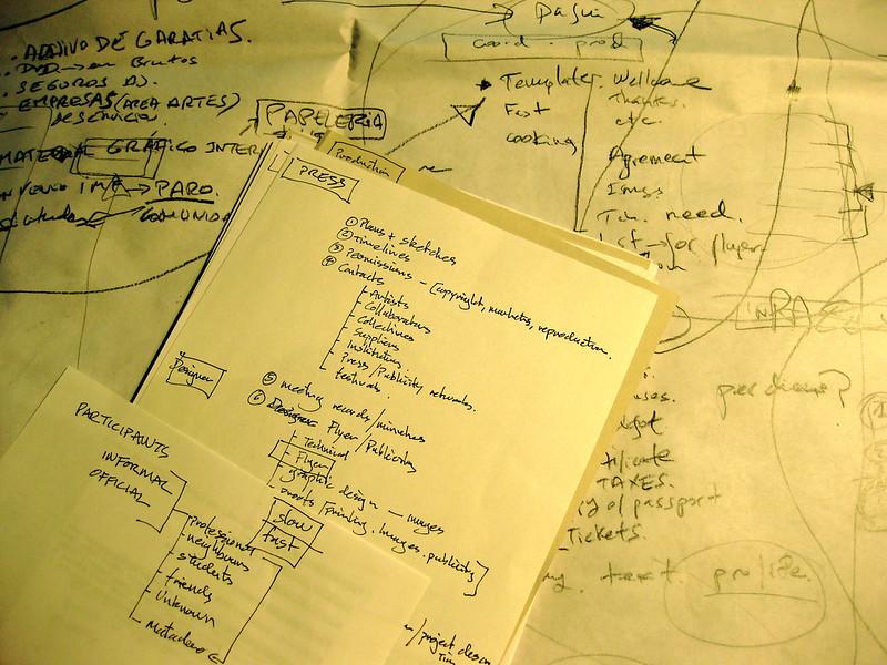 Les entitats escriuen documents a diari.  Imatge de Neil Cummings. Llicència d'ús CC BY-SA 2.0 Font: Neil Cummings. Llicència d'ús CC BY-SA 2.0