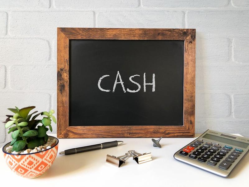 Els ingressos i les despeses d'una entitat han d'estar correctament registrades.  Imatge de GotCredit. Llicència d'ús CC BY 2.0 Font: GotCredit. Llicència d'ús CC BY 2.0
