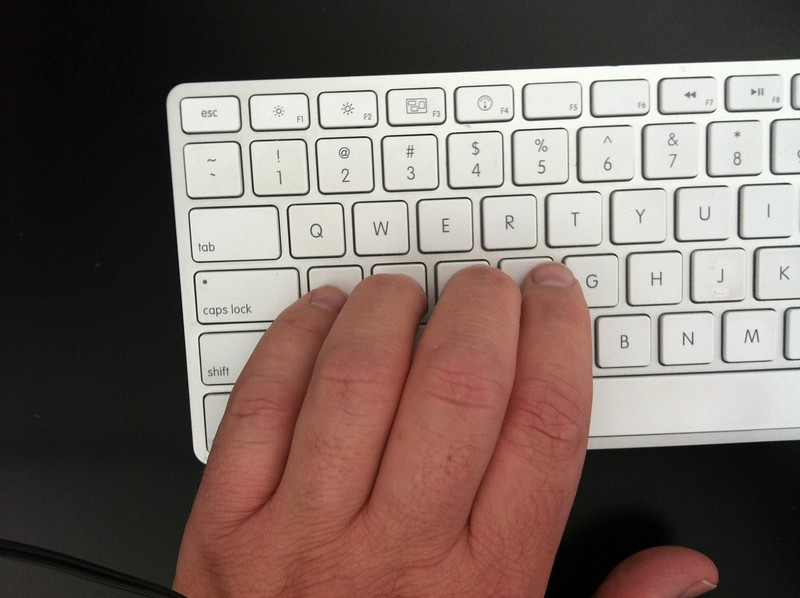 Les entitats utilitzen processadors de textos cada dia. Imatge de Ted Drake. Llicència d'ús CC BY-ND 2.0 Font: Ted Drake. Llicència d'ús CC BY-ND 2.0