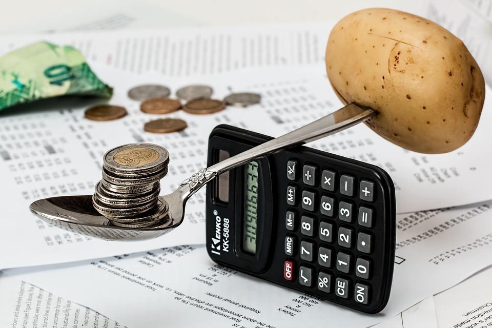 Diners en equilibri Font: Font:pixabay