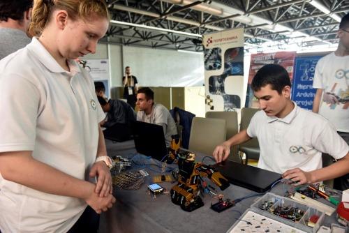 La programación y la robótica de la educación van de la mano