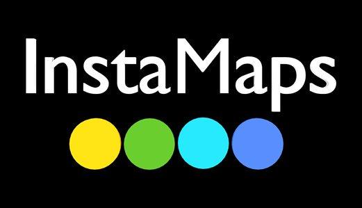 Logotipo de Instamaps