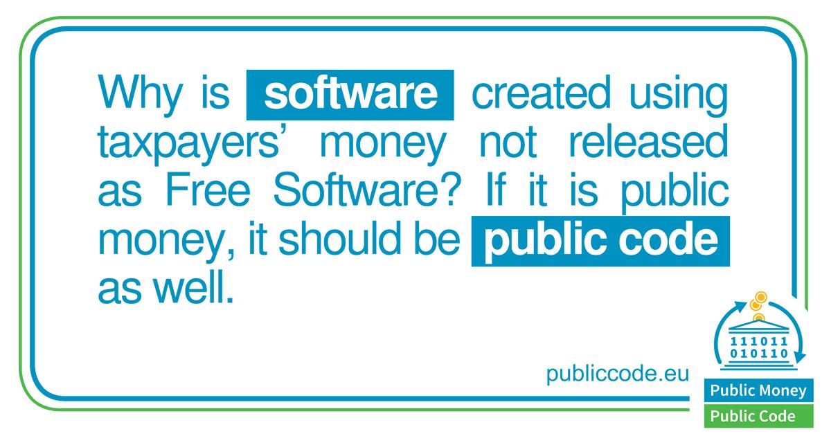 Sumeu-vos a la campanya per l'ús del programari lliure a l'administració pública!
