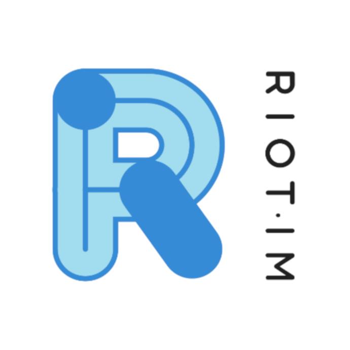 Riot.Im és una eina de missatgeria instantània que també serveix per treballar en equip. Font: Riot.im