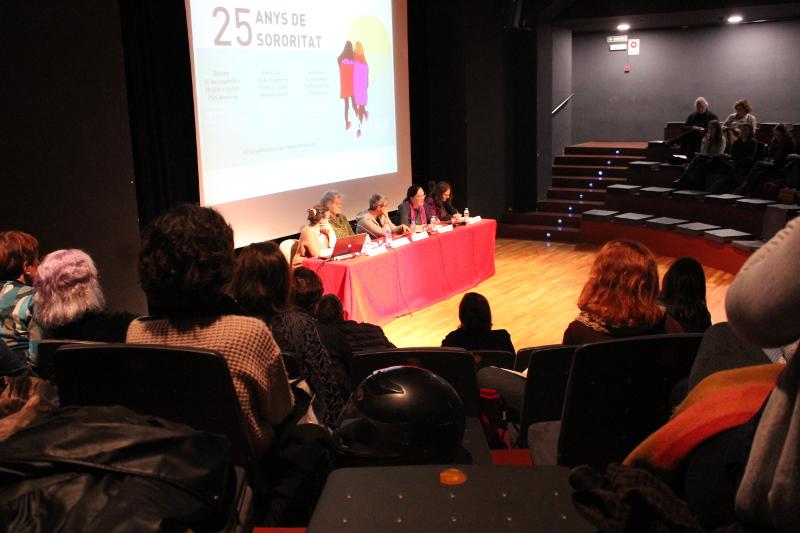 """Jornada """"Tamaia: 25 anys filant polítiques feministes"""""""