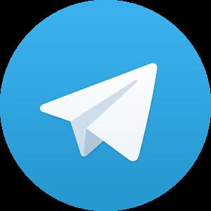 Icono de l'la aplicación Telegram