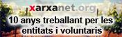 Banner 10 anys Xarxanet.org