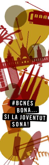 imatge del web #BCNÉSBONA