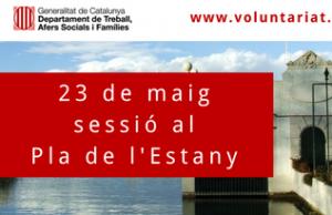 Imatge de la notícia 23 de maig sessió territorial de la DGACC a Banyoles (Pla de l'Estany)