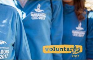 Imatge de la notícia Benestar Social i Família i els Jocs Mediterranis Tarragona 2017 pel foment del voluntariat