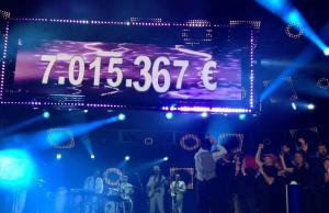 Imatge de la notícia Nou èxit de La Marató de TV3