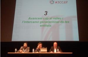 Imatge de la notícia Acaba el 3r Congrés Català de l'Associacionisme i el Voluntariat