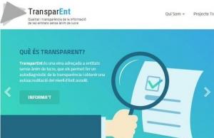Imatge de la notícia Continuen amb èxit les formacions de la Plataforma TransparENT al territori