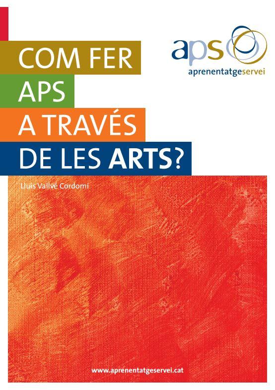 Portada de Com fer APS a través de les arts?