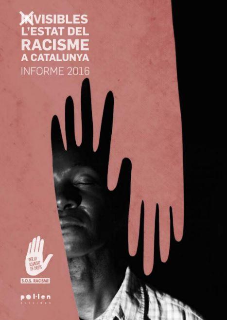 Portada de Invisibles: l'estat del racisme a Catalunya: informe 2016