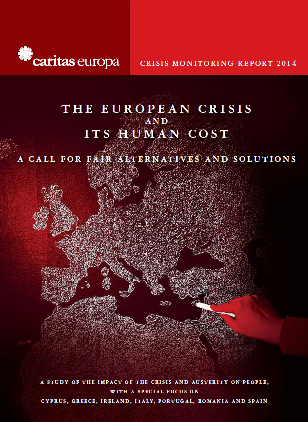 Portada de The European Crisis and its human cost