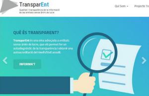 Imatge de la notícia Es reprenen les formacions de la Plataforma TransparENT