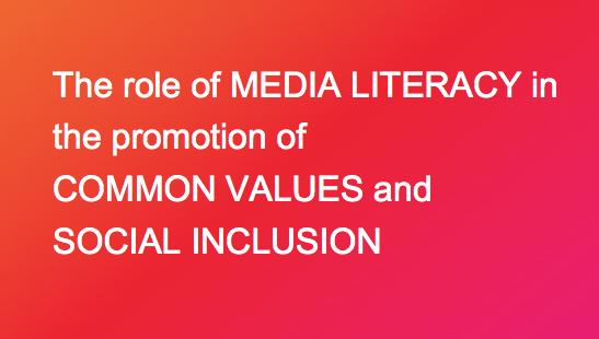 Portada de l'el informe de d'TODAS DIGITAL en los medios de comunicación de alfabetización para la inclusión social