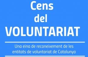 Imatge de la notícia El Cens d'Entitats del Voluntariat de Catalunya, una eina de reconeixement