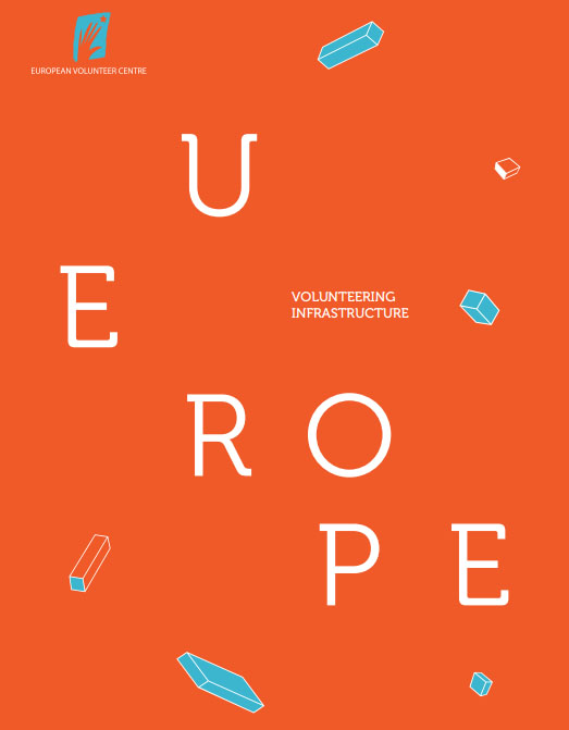 Portada de Volunteering Infrastructure in Europe