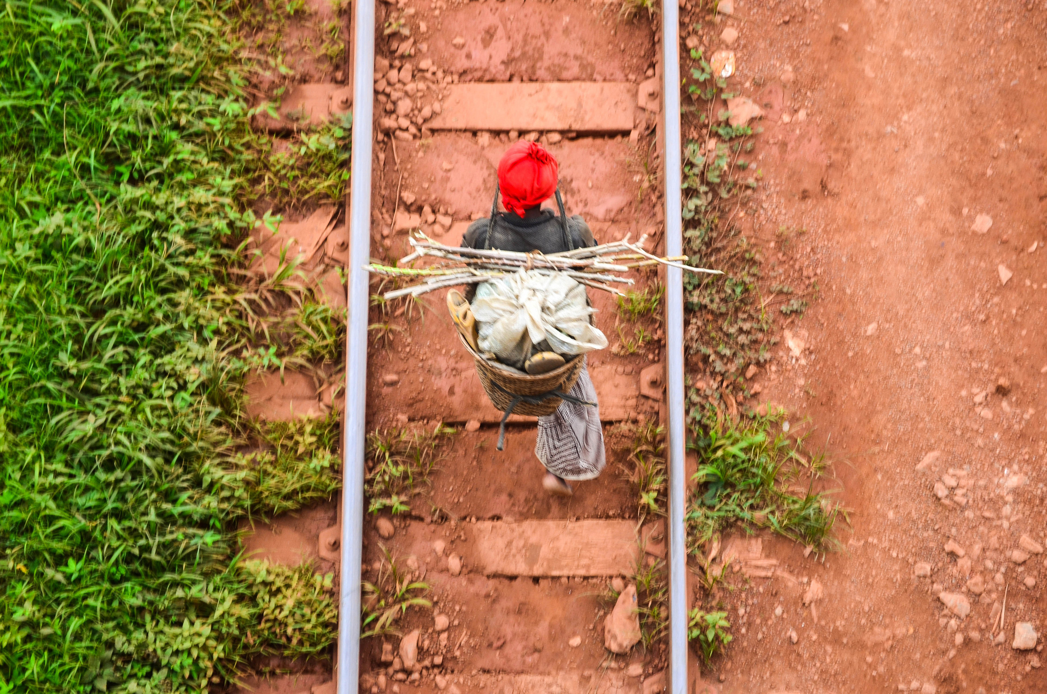 Railway. Font: jbdodane (Flickr) Font: