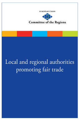 Portada de Local and regional authorities promoting fair trade