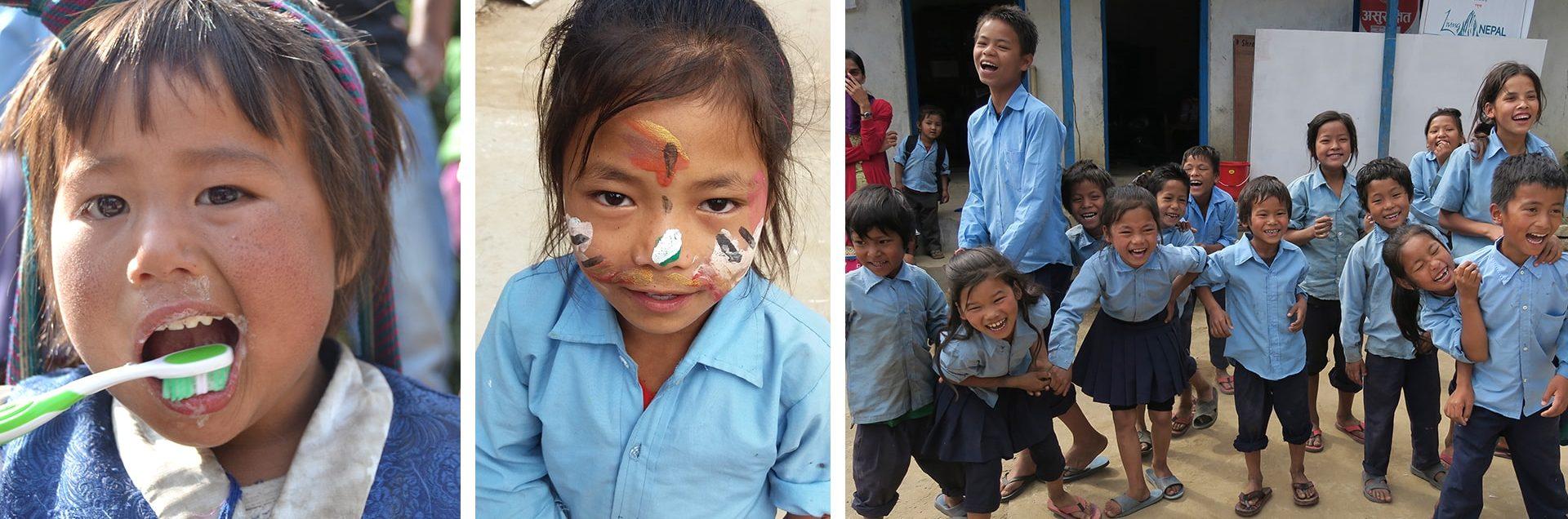 Imagen de los programas de Vida Nepal