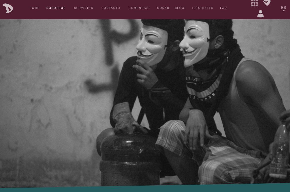 Disroot és una plataforma lliure, privada i segura de serveis en línia de correu electrònic Font: Disroot