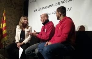 Imatge de la notícia Sant Cugat va acollir la celebració del Dia Internacional del Voluntariat