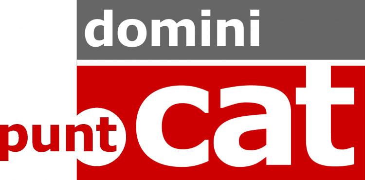 Logotip del domini .cat