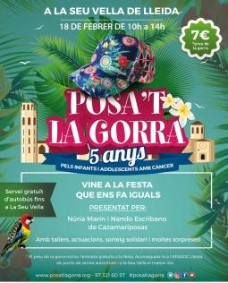 Posa t la Gorra  a Lleida 9e18ad8c898