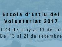 Imatge de la notícia Programa complet de la 18a Escola d'Estiu del Voluntariat (PDF)