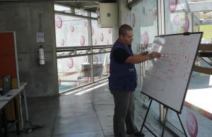Imatge de la notícia Comença amb èxit el curs Com presentar projectes motivadors a les empreses?