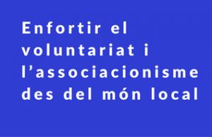 Imatge de la notícia S'inicia el Contracte Programa 2017 per enfortir el voluntariat i l'associacionisme